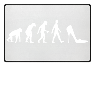 Evolution Of Humans - High Heel II