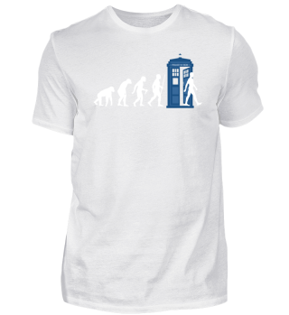 EVOLUTION Of Humans - Police Box VII