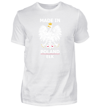 MADE IN POLAND Elk