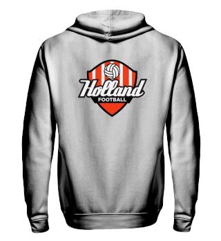 Football Crest Holland