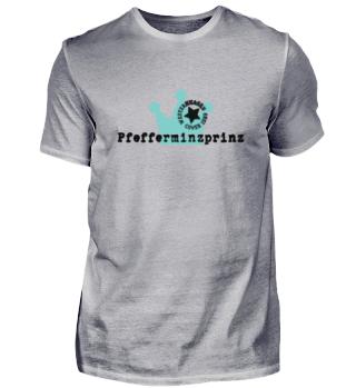 Pfefferminzprinz – DAS Shirt