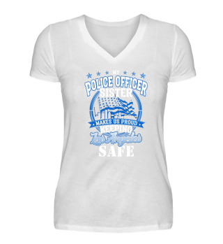 Los Angeles Police Officer Sister Gift