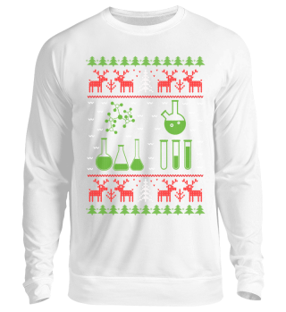Chemie Labor Ugly Christmas