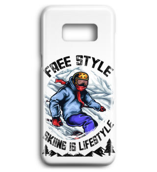 ☛ SKIING IS LIFESTYLE #1SH