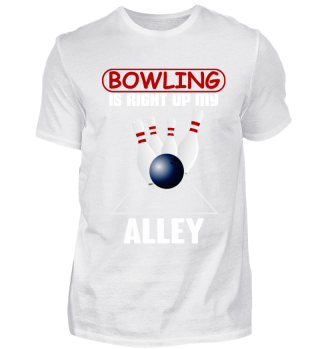 bowling alley bowler gift