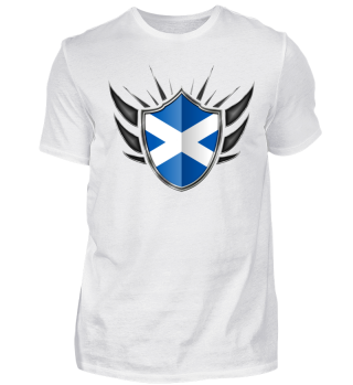 Schottland-Scotland Wappen Flagge 013