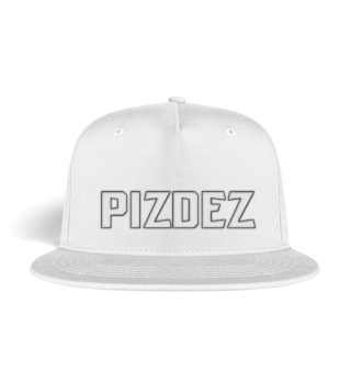 PIZDEZ Snapback Cap Stick - Russian Gift