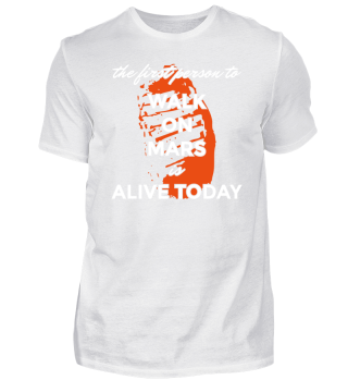 First Person To Walk On Mars Is Alive!