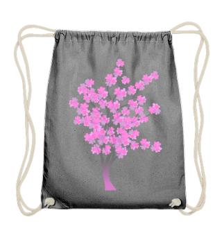 ♥ Cherry Blossom - Abstract Tree I