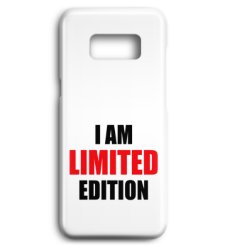 ☛ I AM LIMITED EDITION #1SRH