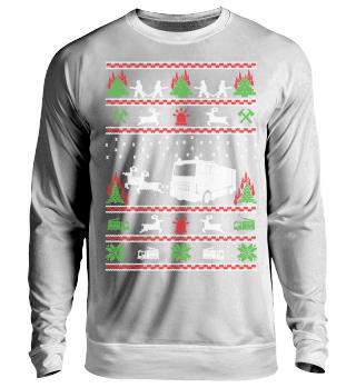 Feuerwehr Ugly Christmas