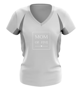 ♥ Minimalism Text Box - Mom Of Five 2