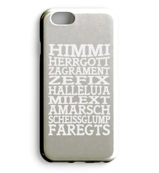 HANDYHÜLLE - HIMMI HERRGOTT
