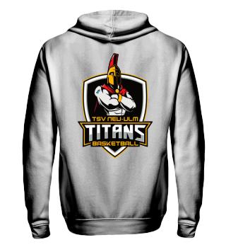 Titans Hoodie Zip Jacke