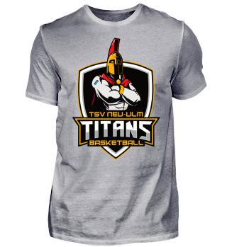 Titans Logo Shirt Bio Baumwolle