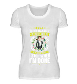 Unstoppable Office Manager