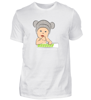 CUTE BABY loading Pregnancy Gift Idea