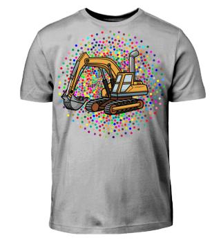 Bagger Shirt Jungs geschenk