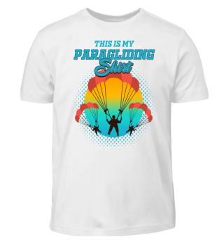 Paragliding gliding skydivers sky gift