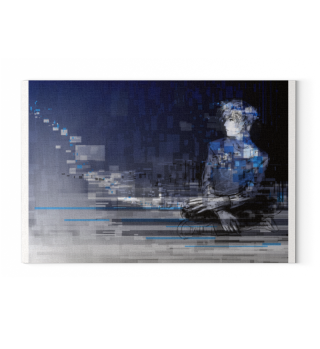 Cyber Guardian by Art deSign Alinka Anna