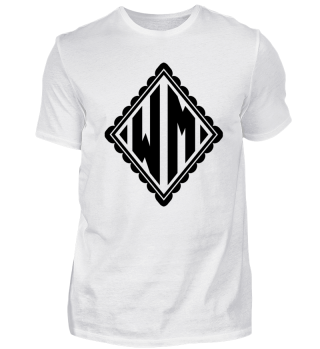 ☛ MONOGRAMS · INITIALEN · WM #18.1