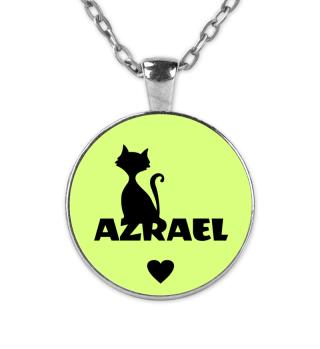 Azrael Katzenname Namenskette Katze