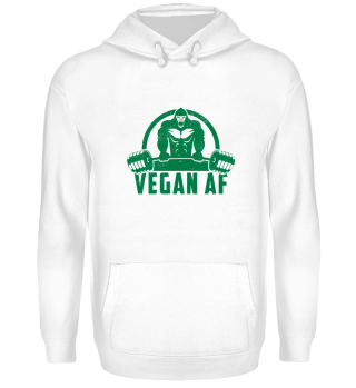 Vegan AF Muscle Gorilla