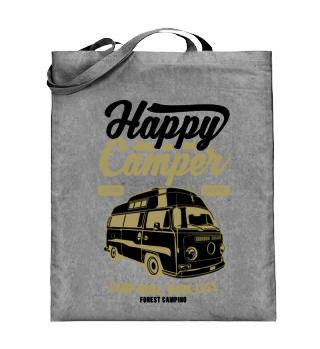 ☛ HAPPY CAMPER #1.3