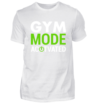 Gym Mode - Fitness Modus