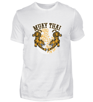 Muay Thai Boxing Tigers