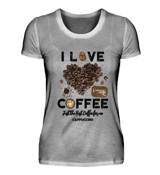 ☛ I L♥VE COFFEE #4.12