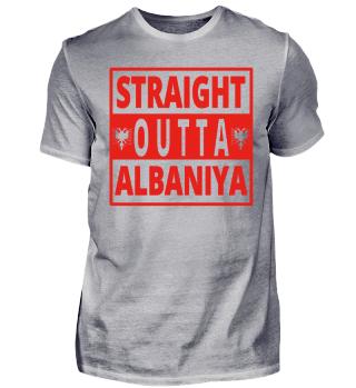 Straight outta ALBANIYA krenar