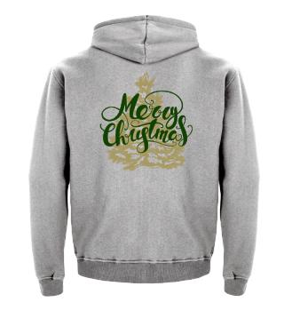 ☛ MERRY CHRISTMAS · TREE #7GR