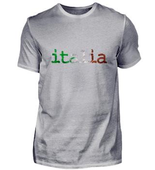Italia Italien Italy Flagge - Geschenk