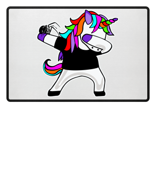 ♥ Dabbing Rainbow Unicorn - Big Spider 2