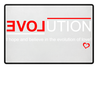 EVOLUTION OF LOVE - hope faith II