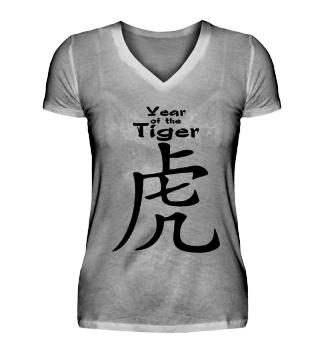 Tiger Chinesisches Zeichen Sternzeichen
