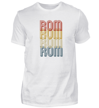 Cool Rom Retro 70s