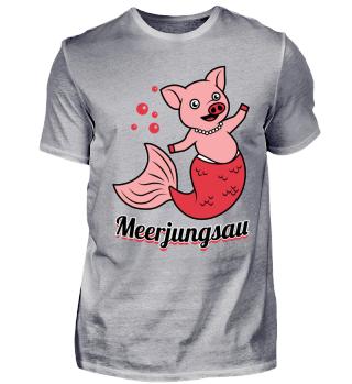 Meerjungsau - Für Meerjungfrau Fans