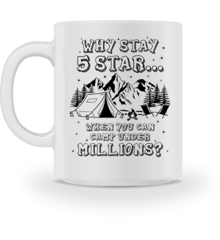 Hiking: I only stay million stars - Gift