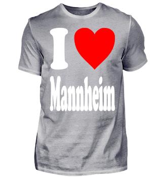 I love Mannheim