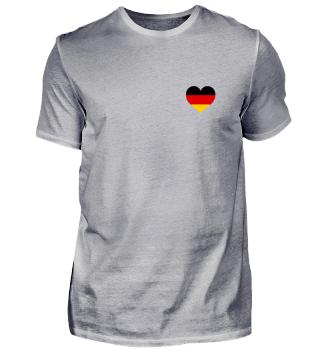 Deutschland Herz Deutschland