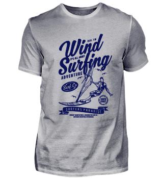 Wind Surfing adventure