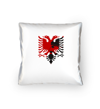 albanischer adler T-shirt shqiperia mit Gjergj Kastrioti Skenderbeu