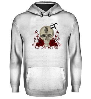 Gothic Geschenk - Totenkopf
