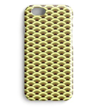 Retro Smartphone Muster 0100