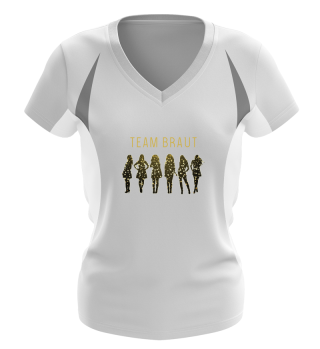 Team Braut (JGA, Heiraten, Brautpaar)