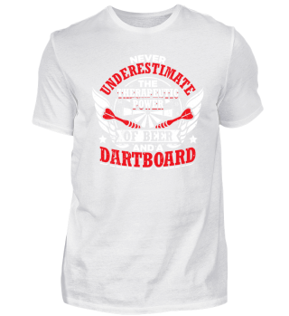 Funny Darts Shirt Therapeutic Power