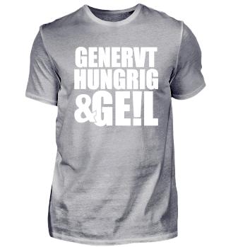 ☛ GENERVT - HUNGRiG & GE!L #1.2