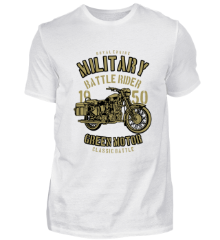 ☛ MILITARY RIDE #1.2